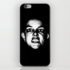 Bald Britney Spears  iPhone & iPod Skin