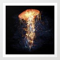 Manowar Art Print