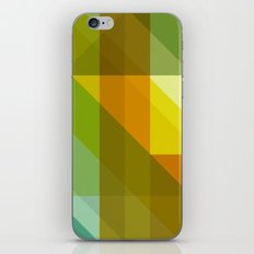 Sunny Facets iPhone & iPod Skin