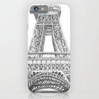 iPhone & iPod Case featuring Paris  by Alyssa Bermudez