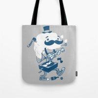 Mister Noisy Tote Bag
