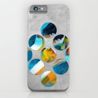 iPhone & iPod Case featuring MAGIC MOMENT | CIRCLES by VIAINA