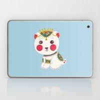 The Ethnic Polar Bear Laptop & iPad Skin