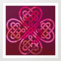 LOVEROCK 3 Art Print