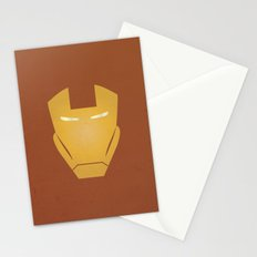 Minimalist IronMan Stationery Cards