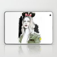 Army Girl Laptop & iPad Skin