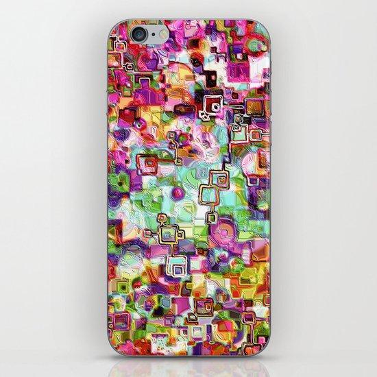 Interlinking possibilities... iPhone & iPod Skin