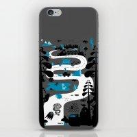 Welcome To The Countrysi… iPhone & iPod Skin