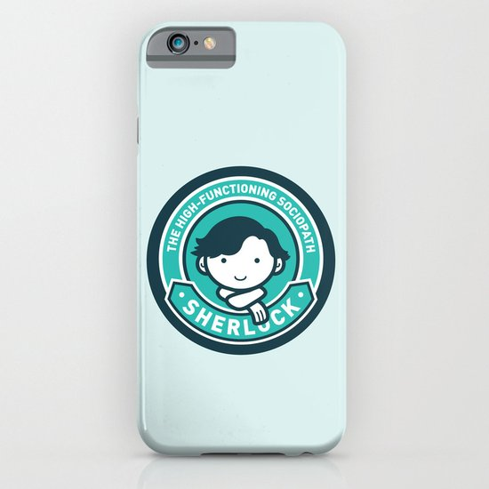Sherlock iPhone & iPod Case