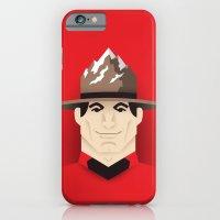 Mountie iPhone 6 Slim Case