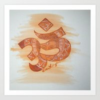 See Buddha In Everything Art Print