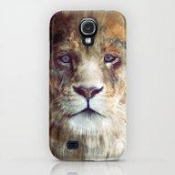 Lion // Majesty Galaxy S4 Slim Case