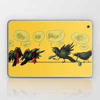 Bird Politics Laptop & iPad Skin