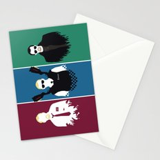 Blood & Ice Cream Stationery Cards