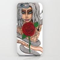 Zombie girl. iPhone 6 Slim Case