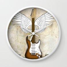 Live Life Loud Wall Clock