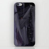 Gray Gloom iPhone & iPod Skin