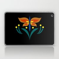 Anna Spring Embroidery Laptop & iPad Skin