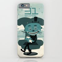 iPhone & iPod Case featuring I've been waiting for you, Mr. Bond by danvinci