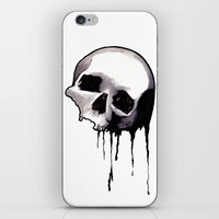 Bones VIII iPhone & iPod Skin