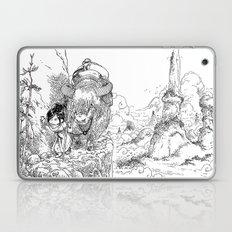 Promenade Dans La Montag… Laptop & iPad Skin