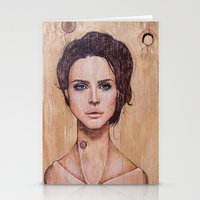 Lana, Oh Lana! Stationery Cards