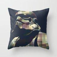 Star War | Storm Trooper… Throw Pillow
