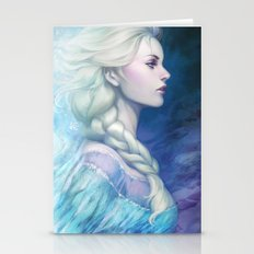 Frozen Stationery Cards