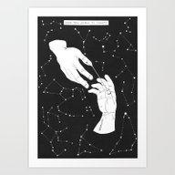 Open The Gates To Heaven Art Print