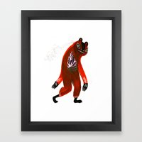 Get In Touch With Your R… Framed Art Print