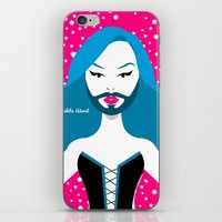 Conchita Wurst iPhone & iPod Skin