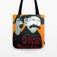 Duck You Sucker With Jam… Tote Bag