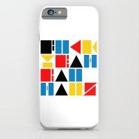 Fuck Yeah Bauhaus! iPhone 6 Slim Case