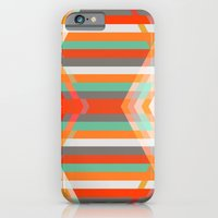 DecoChevron iPhone 6 Slim Case
