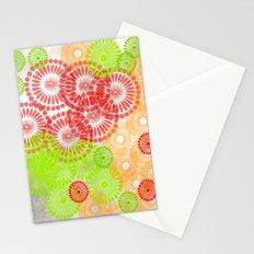 Round Round Round Round Stationery Cards