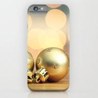 Gold Ornaments iPhone 6 Slim Case