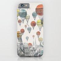 Voyages over Edinburgh iPhone 6 Slim Case