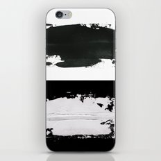 him and her iPhone & iPod Skin