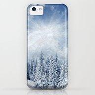 Pretty Winter Scenery La… iPhone 5c Slim Case