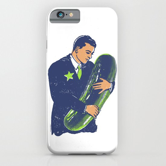 American Oddities No. 3 iPhone & iPod Case