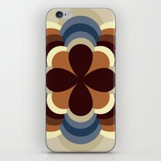 A kind of flower iPhone & iPod Skin