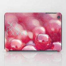SO Berry Good iPad Case