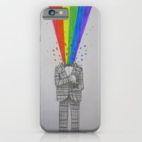 rainbow iPhone 6 Slim Case