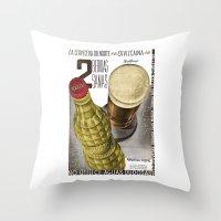 Iturrigorri Throw Pillow