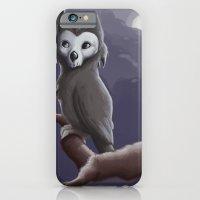 Skull Owl  iPhone 6 Slim Case