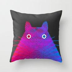 My Neighbor Throw Pillow