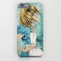 iPhone & iPod Case featuring Alice by Vivian Lau