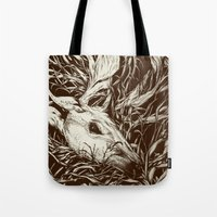 doe-eyed Tote Bag