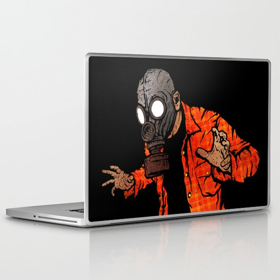 Leroy Laptop & iPad Skin