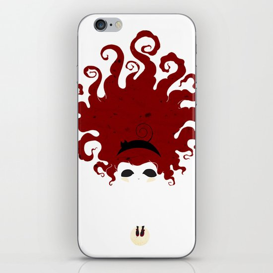 The Imaginary Friend iPhone & iPod Skin